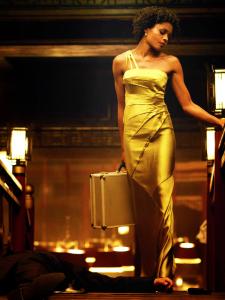 Naomie Harris as Eve - Skyfall (2012)